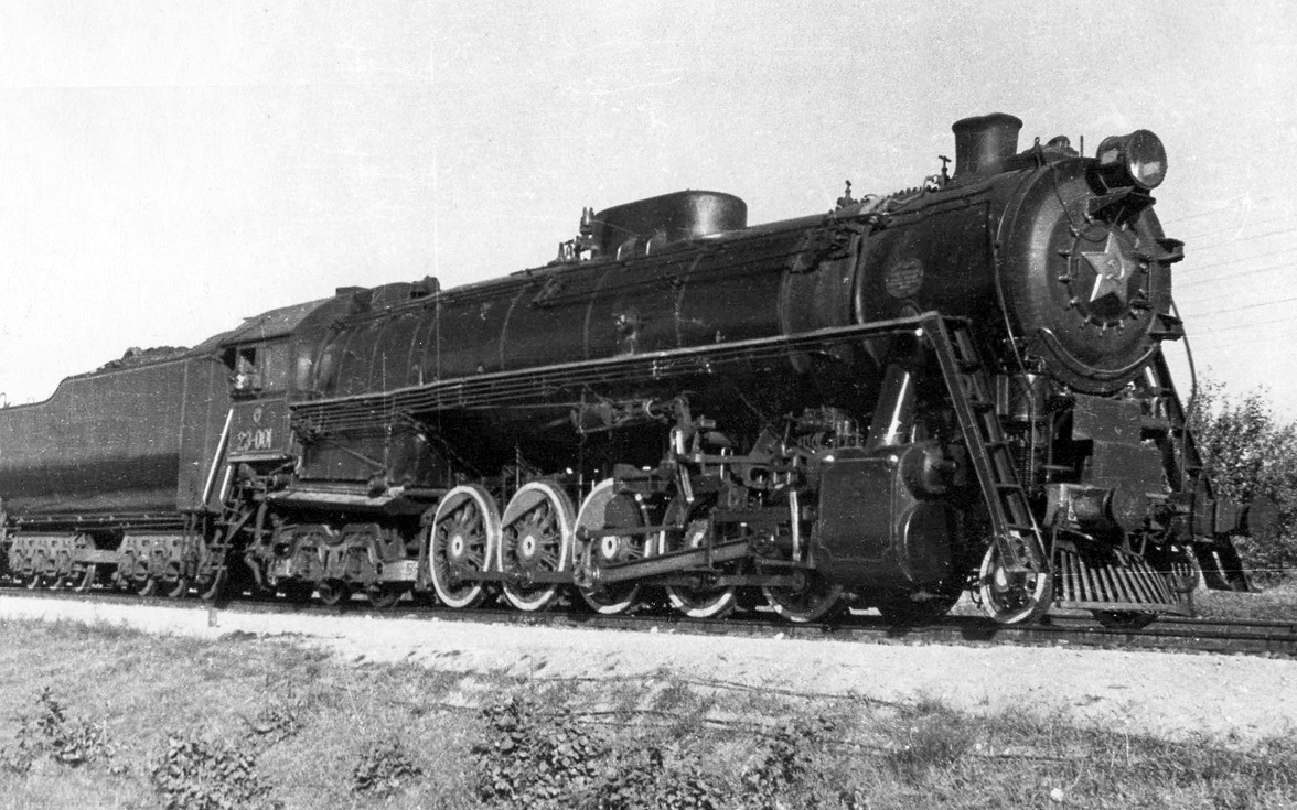steam locomotive A steam locomotive uses wood, coal or oil (but mostly coal) as fuel to heat water in a boiler, which turns into steam which pushes pistons to power the train steam locomotives were invented in the early 19th century.