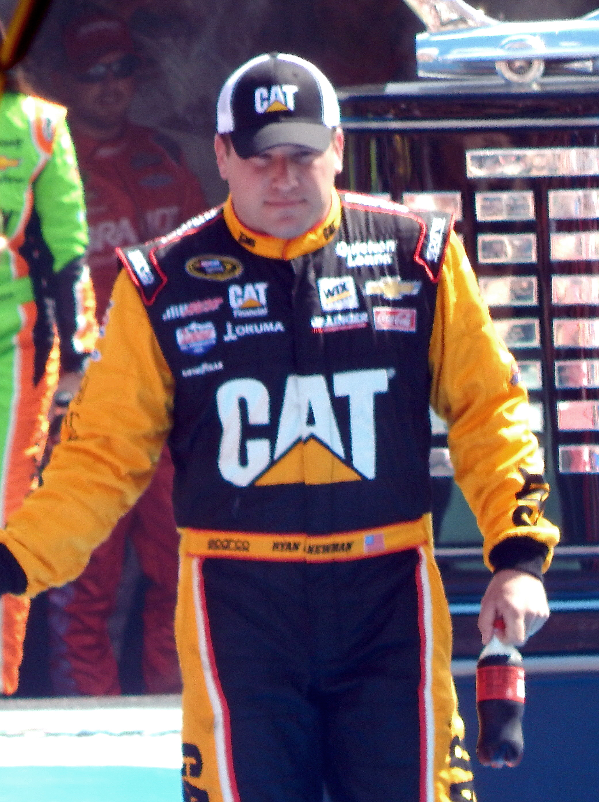 Ryan Newman (racing driver) - Wikipedia