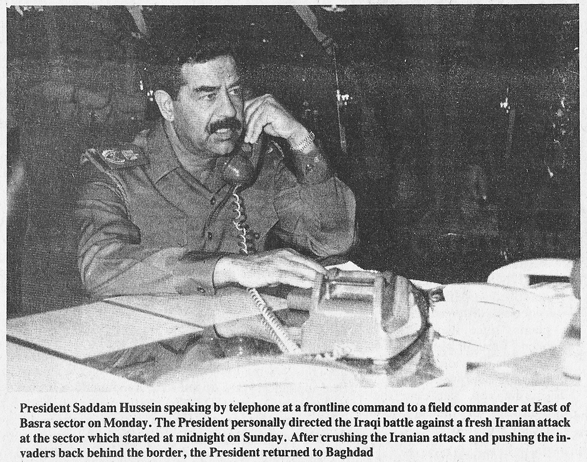 an introduction to the history of saddam hussein Download pdf pdf download for from pan-arabism to saddam hussein's cult  of  an introduction to the study of ancient history and the career of early man.