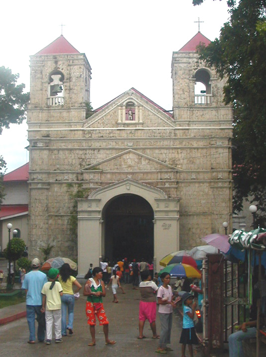 Filesan Fernando Rey Parish Liloan Cebu Philippinesjpg