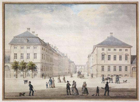 Sankt Annæ Plads (H.G.F. Holm)