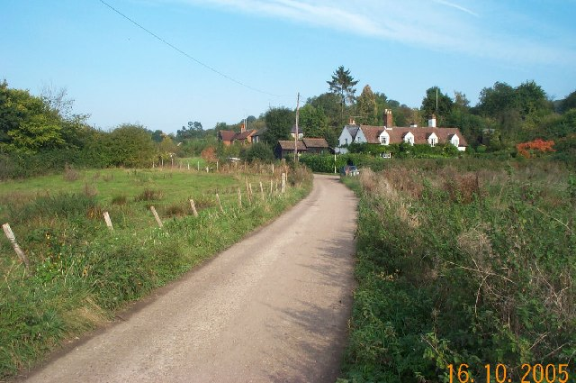 Sarratt Bottom - geograph.org.uk - 66327
