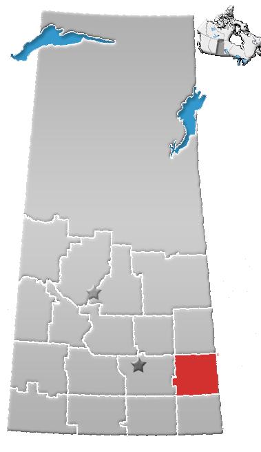 Division No. 5, Saskatchewan