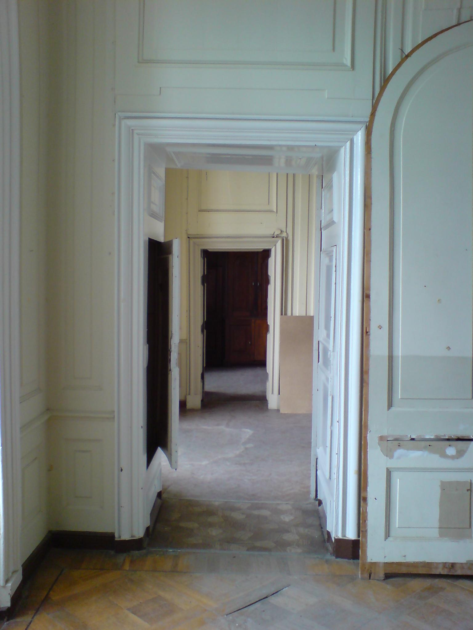 Türrahmen  Schloss Bothmer – Wikipedia