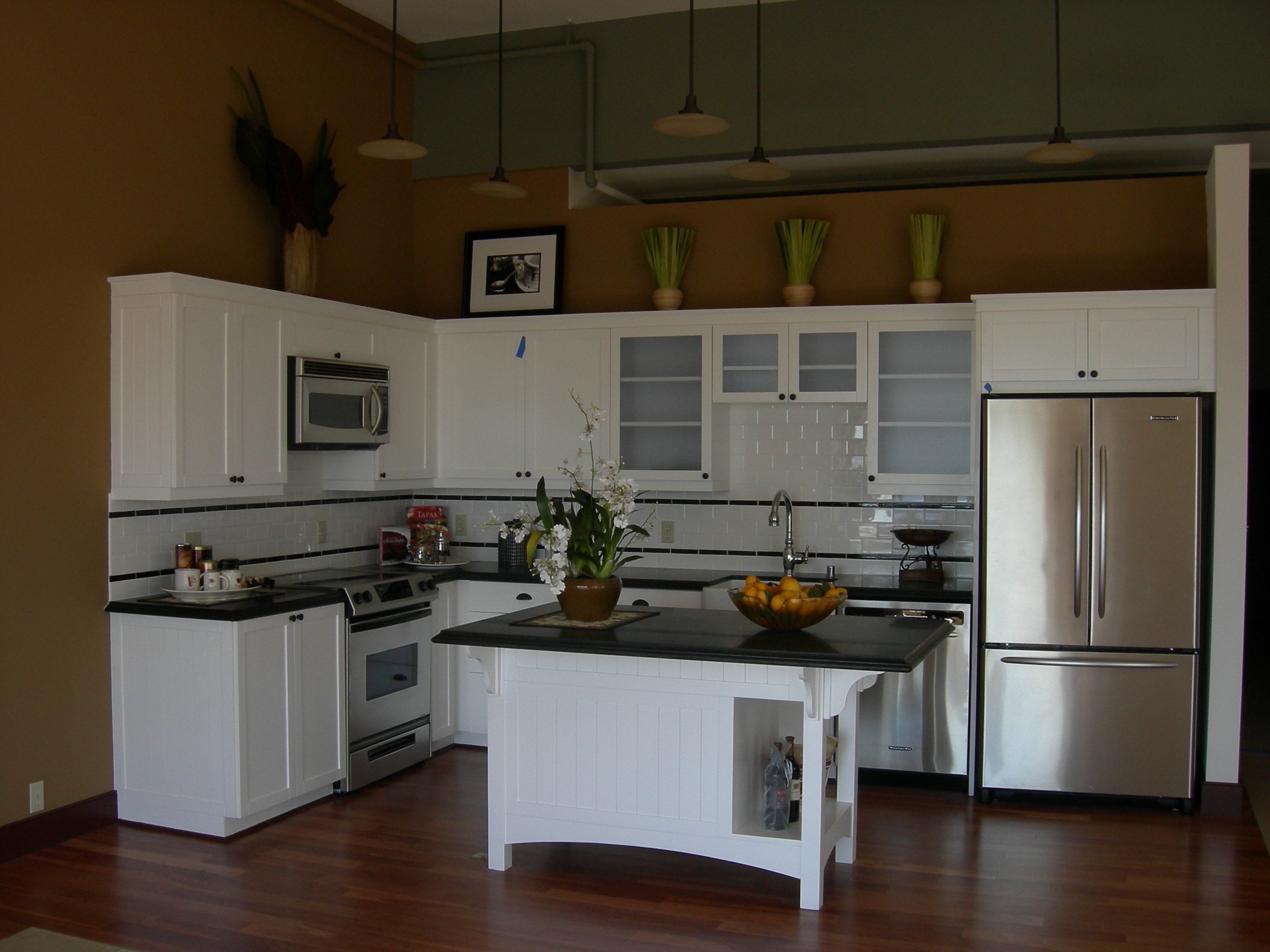 File Seattle Queen Anne High Apartment Kitchen Jpg