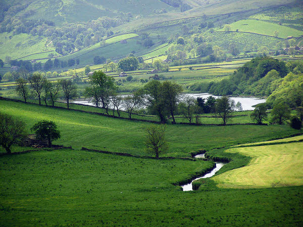 Semerwater from High Force - geograph.org.uk - 1410452