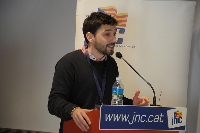 """JNC   Miquel: """"Hay una alianza entre PP, CUP y ERC contra el govern. Son una vergüenza para Catalunya"""" Sergi_Miquel_Valent%C3%AD"""