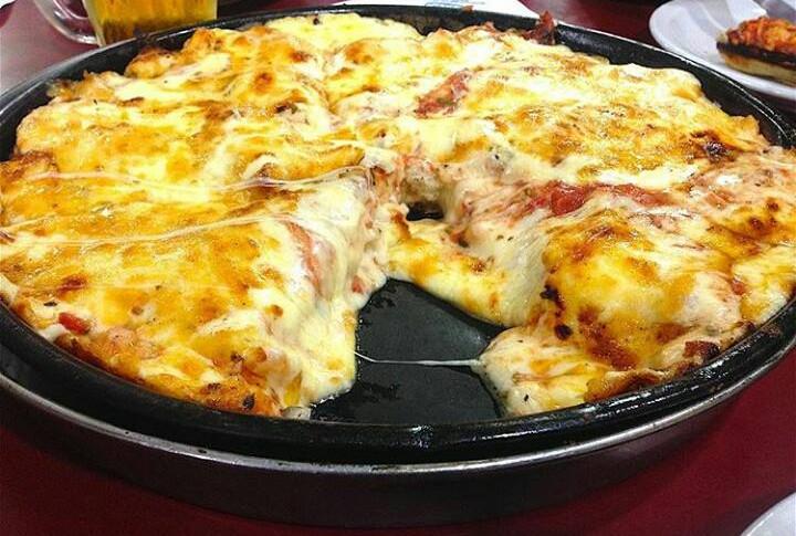 Resultado de imagen de pizza a la argentina