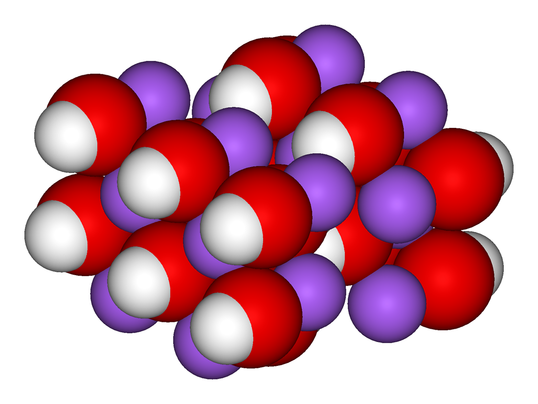 Sodium hydroxide - Wikipedia