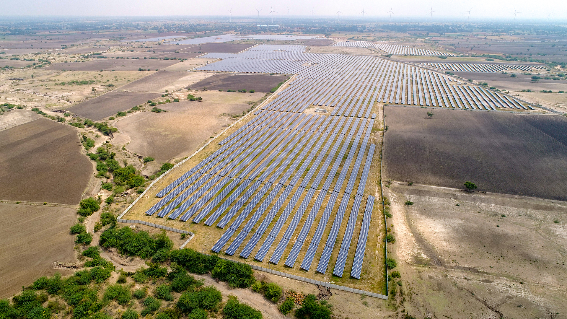 Karnataka I solar power plant - Wikipedia