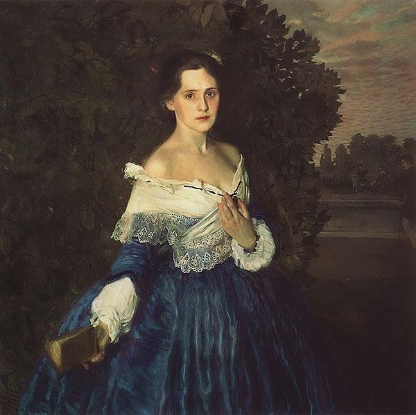 Bestand:Somov Lady in blue 1897.jpg