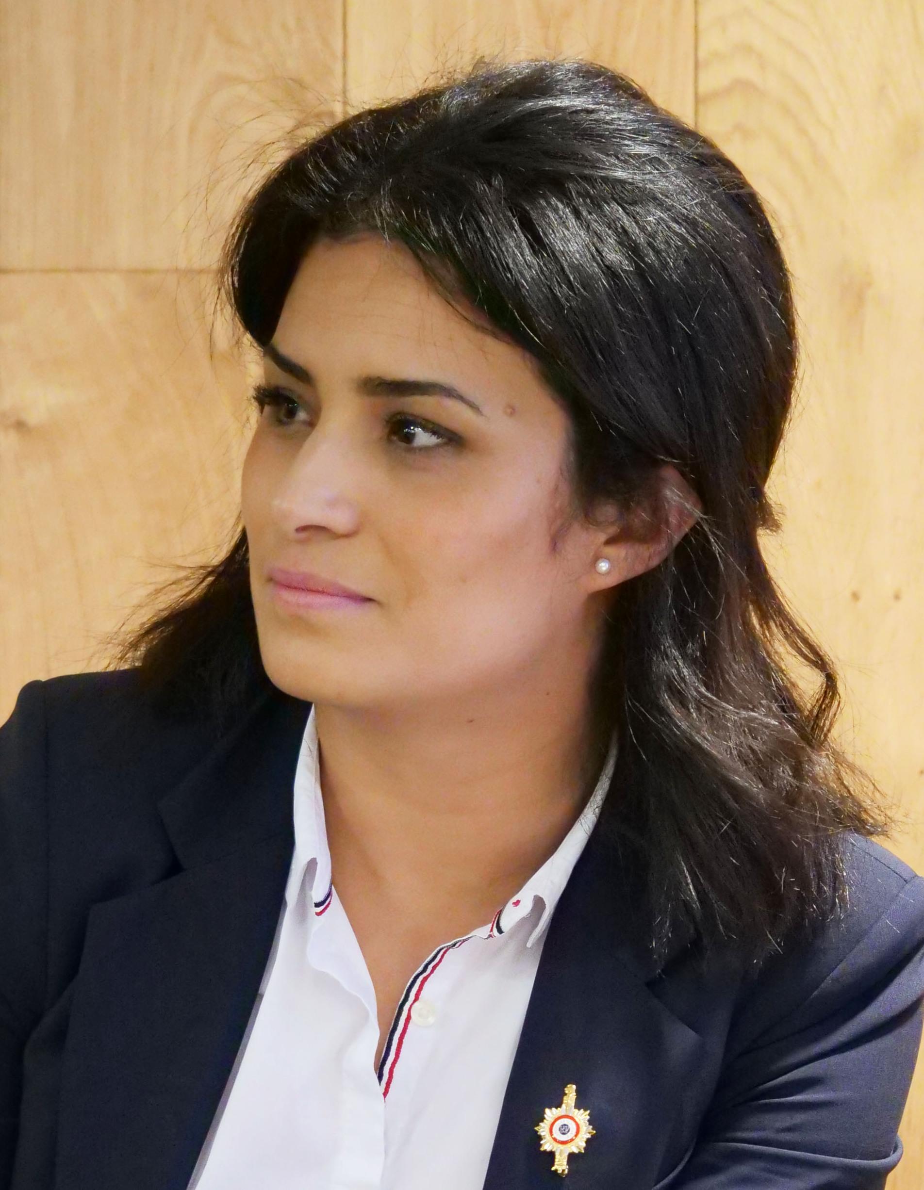 voter pour Sonia Krimi