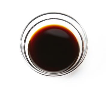 image of soy sauce