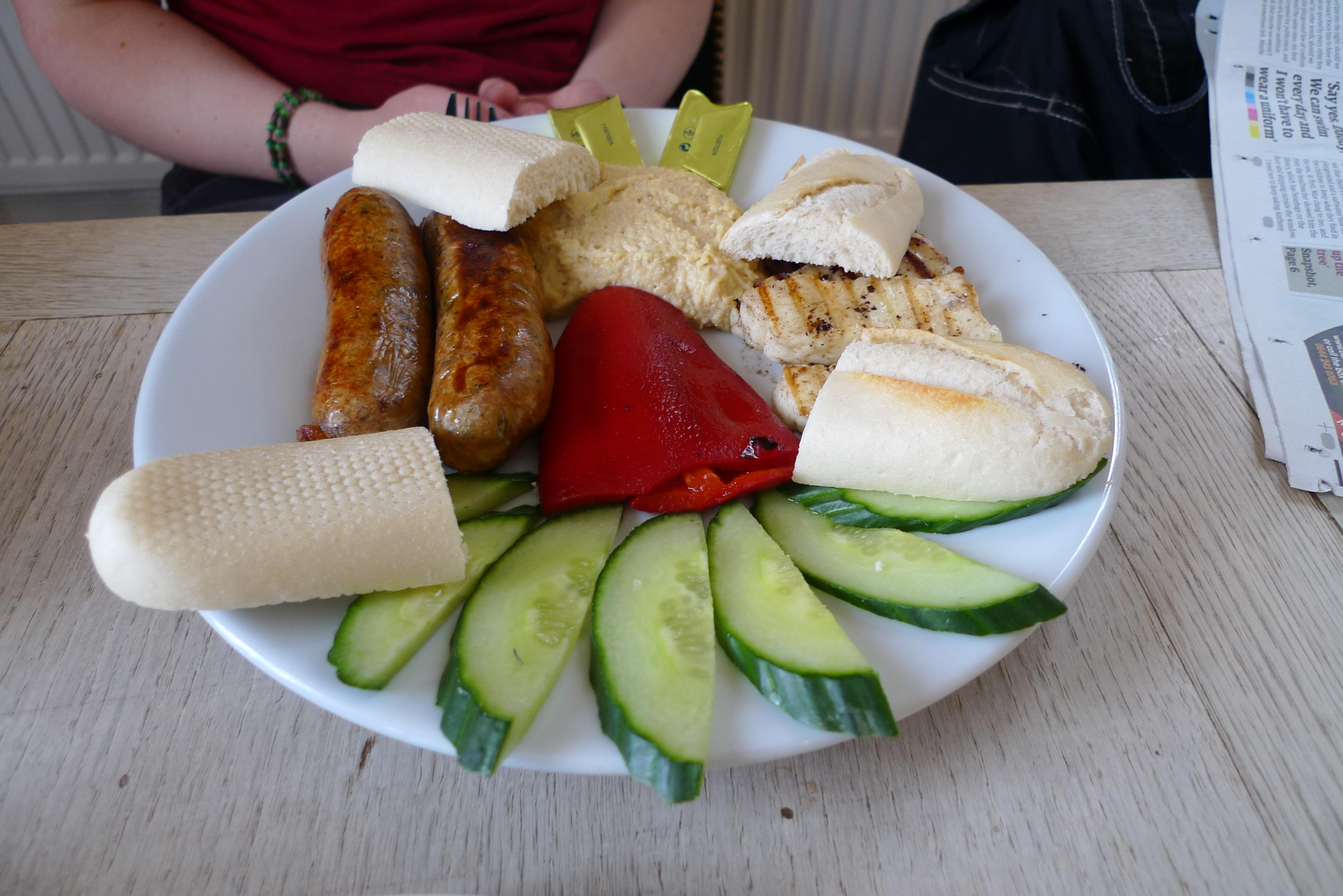 Hummus Cafe London