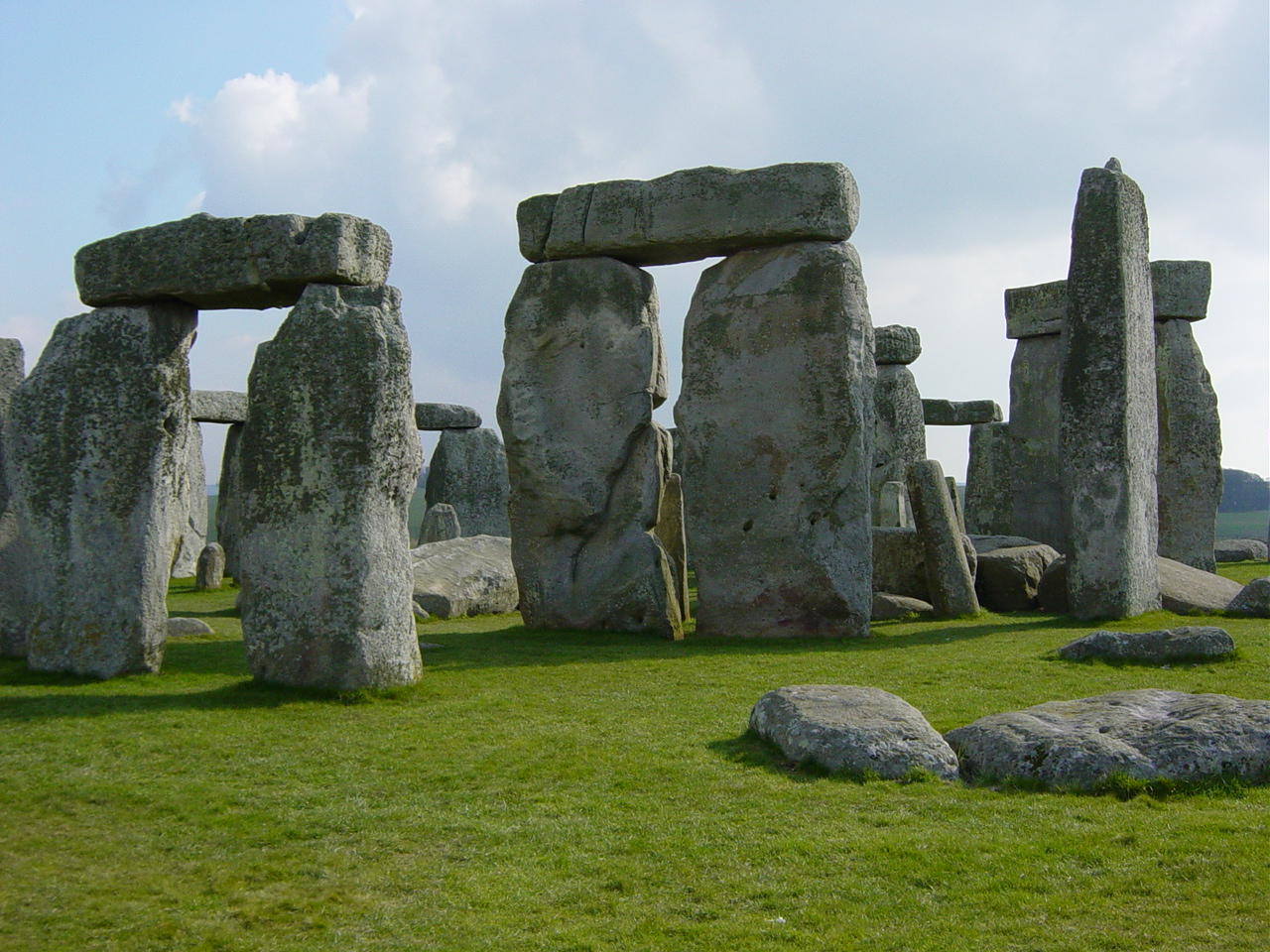 the track record with stonehenge