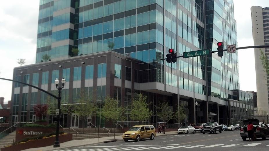 Suntrust Plaza Nashville Wikipedia