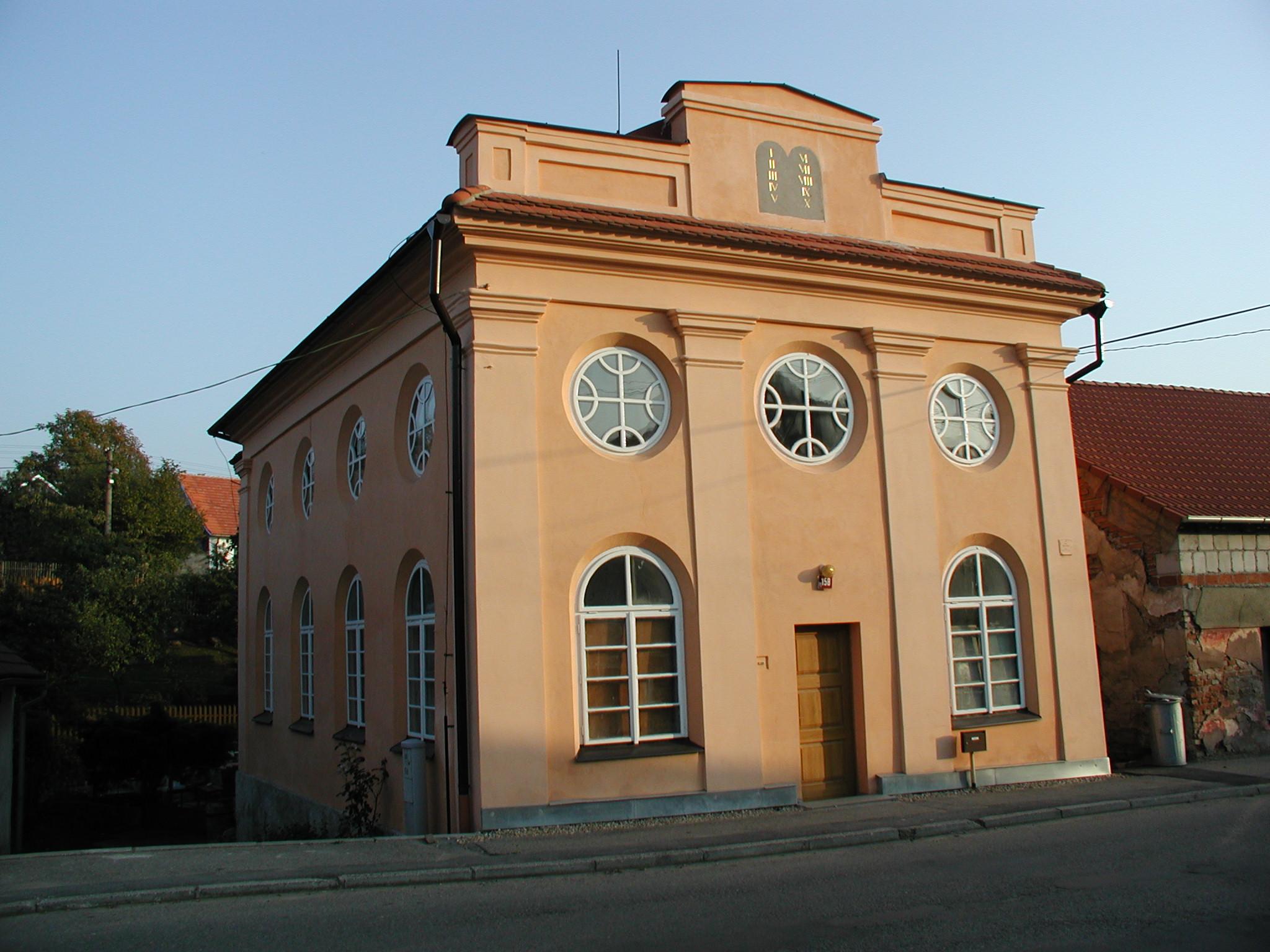 Synagoga v Divišově