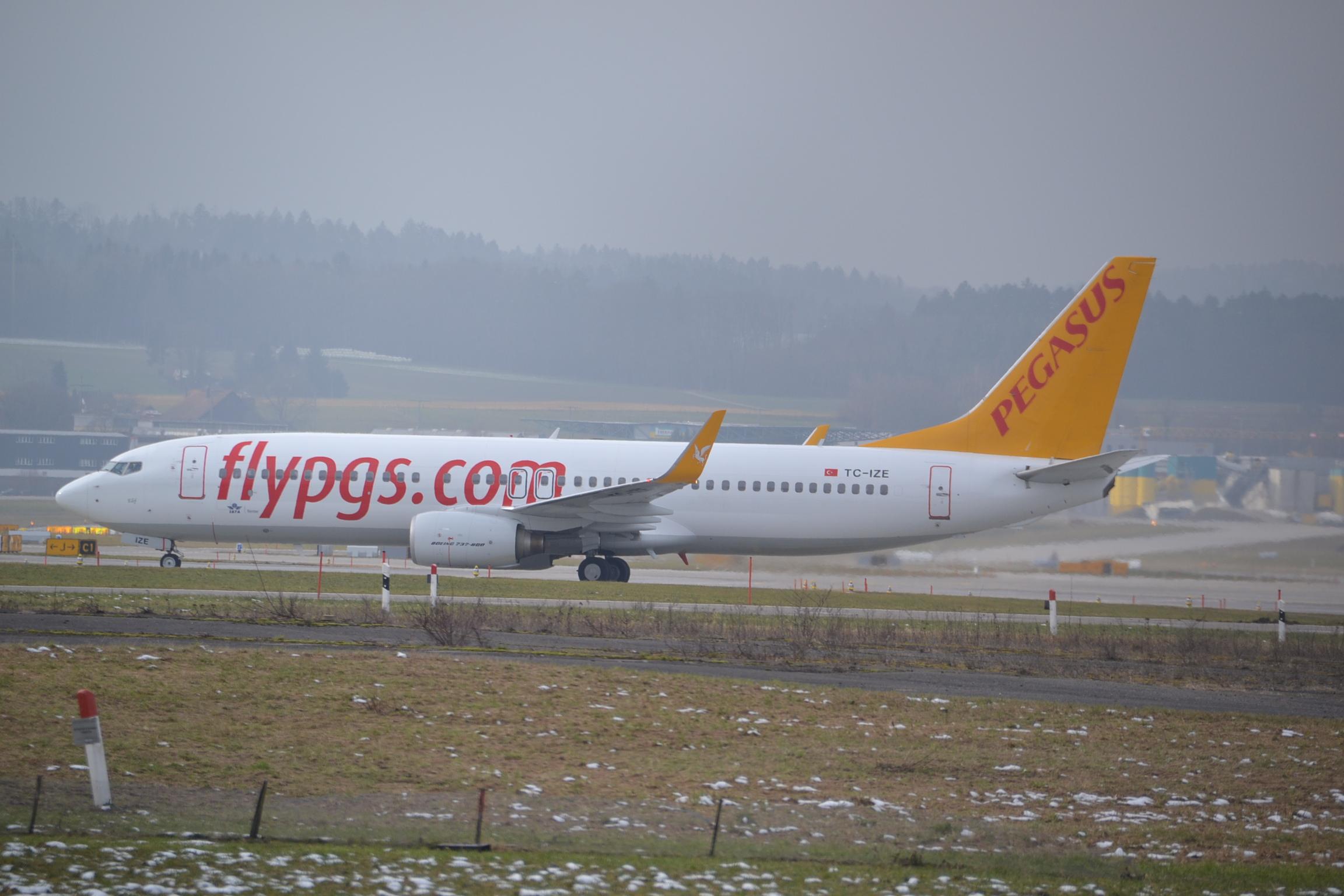 Pegasus airlines opiniones