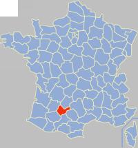 Communes of the Tarn-et-Garonne department