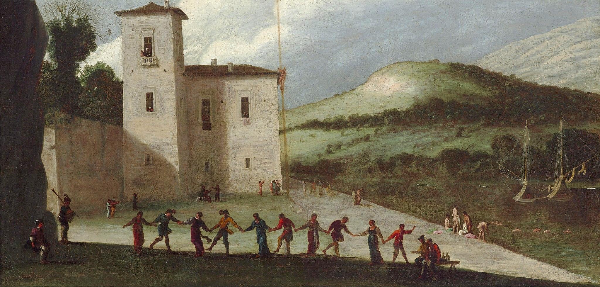 Гомосексуализм в эпоху барокко