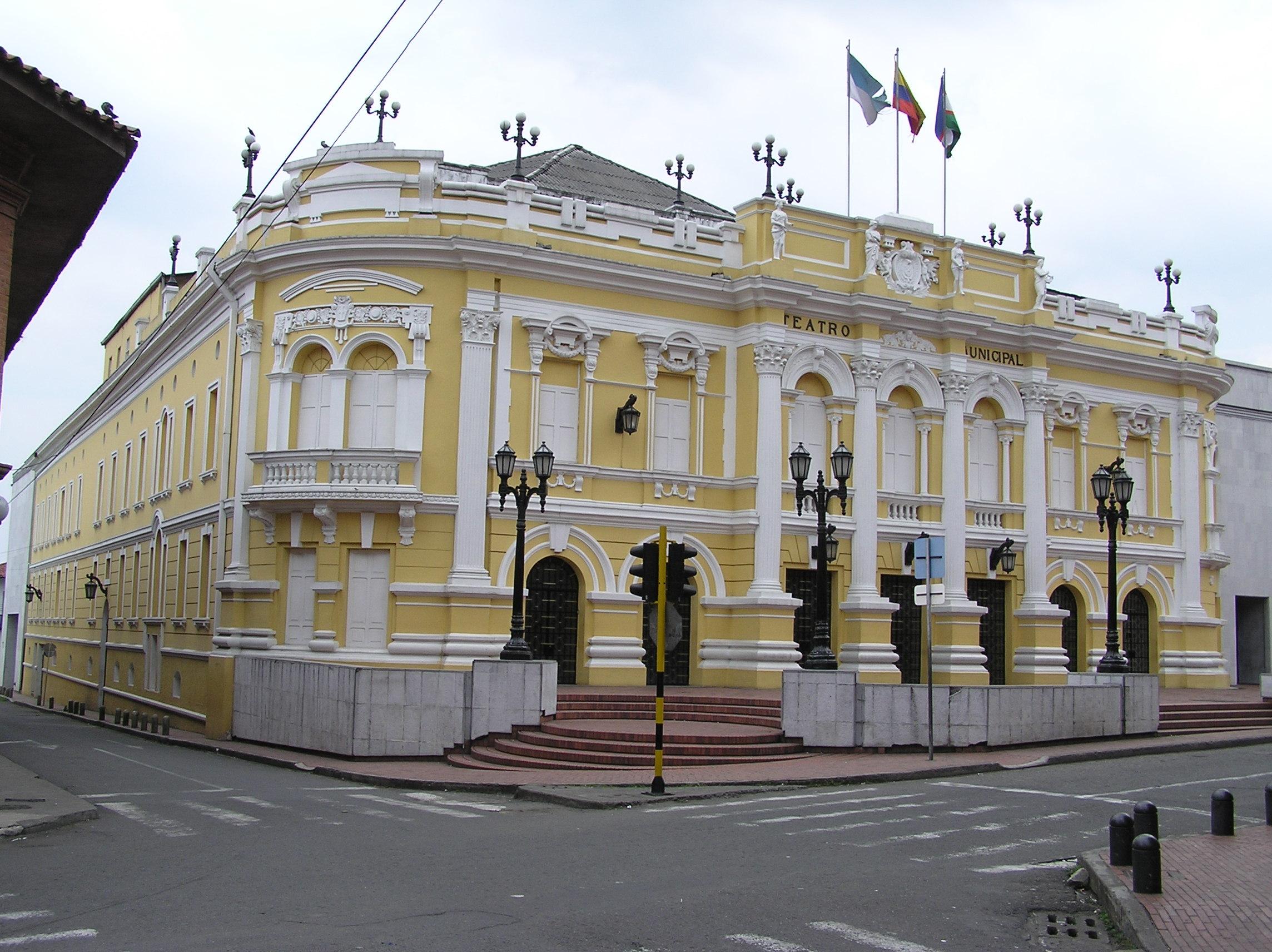 Archivo Teatro Municipal Cali 2 Jpg Wikipedia La