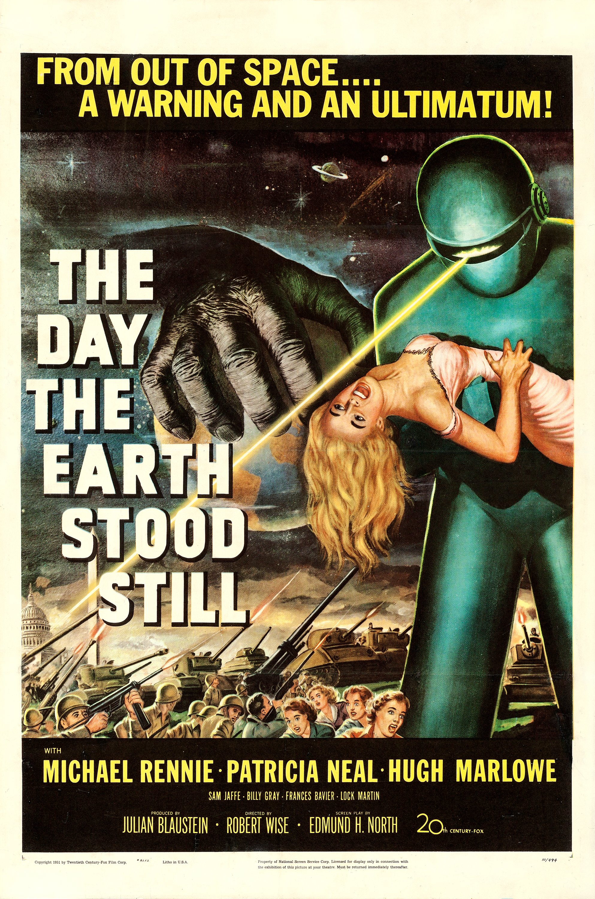The Day The Earth Stood Still Wikipedia