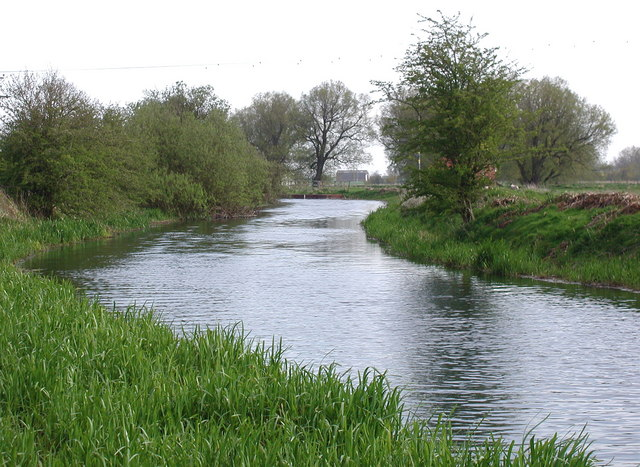 The Driffield Canal, Wansford - geograph.org.uk - 785348