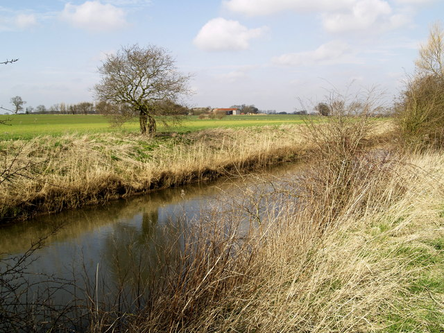 The Market Weighton Canal - geograph.org.uk - 365584