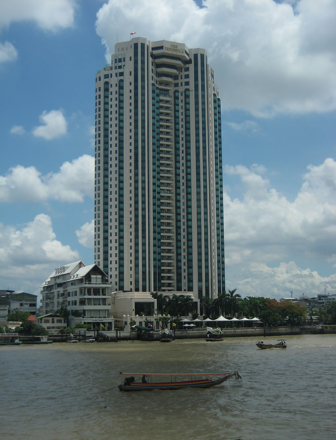 The Peninsula Bangkok Wikipedia