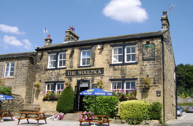 The Woolpack, Esholt - geograph.org.uk - 218307 (cropped)