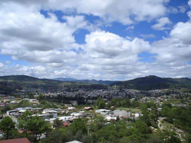 Tlaxiaco, ciudad natal de Lila Downs.