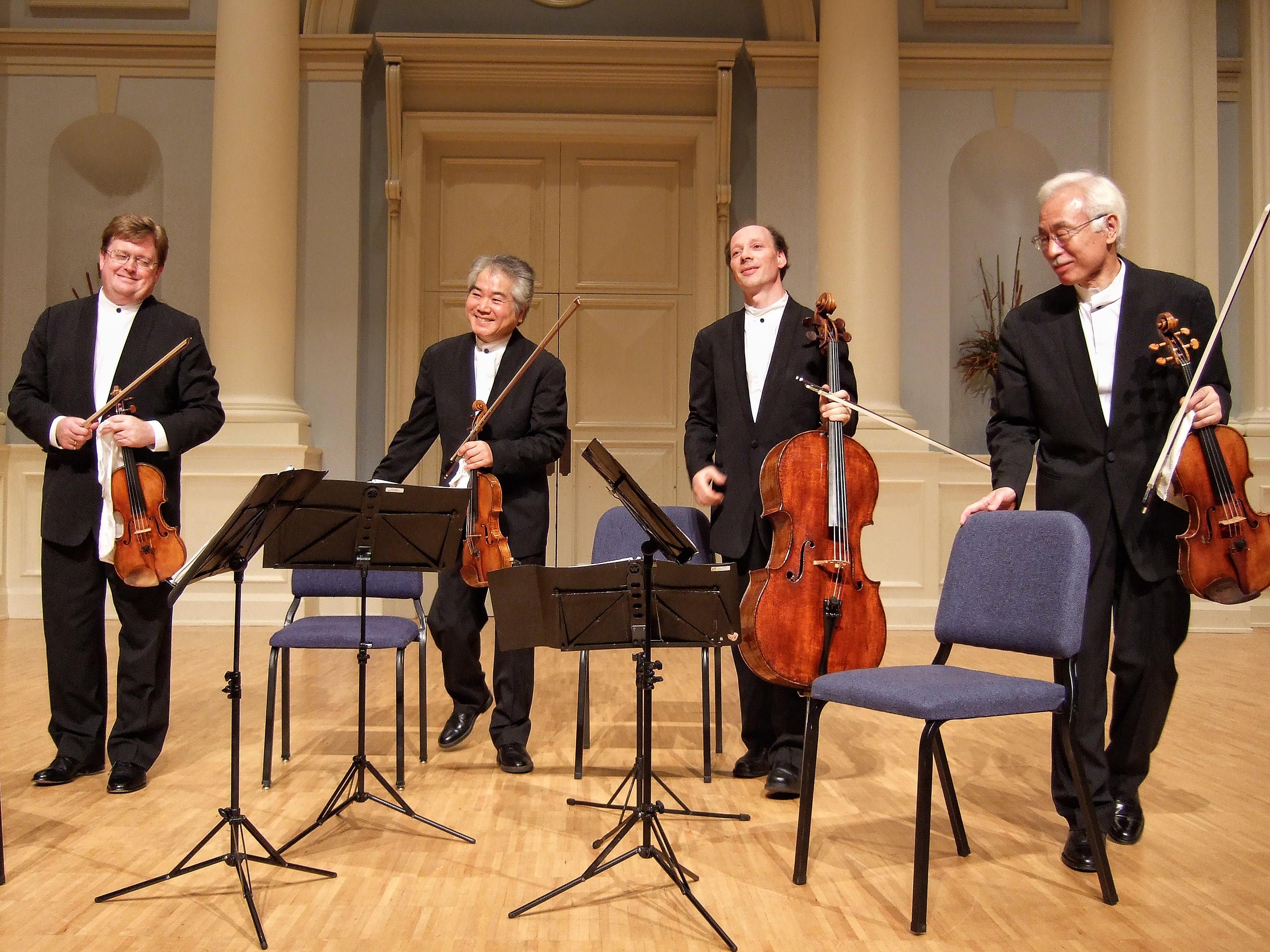 ファイル:Tokyo String Quartet.jpg