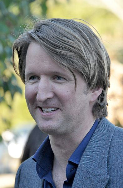 Poet Tom Hooper
