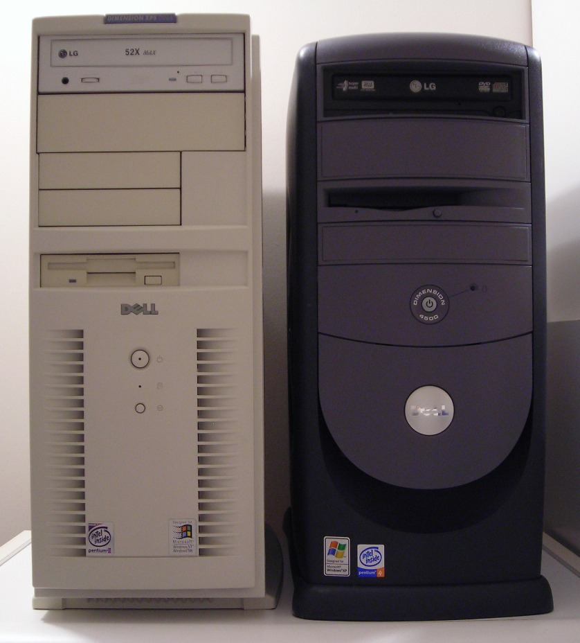 Dell Dimension - Wikipedia