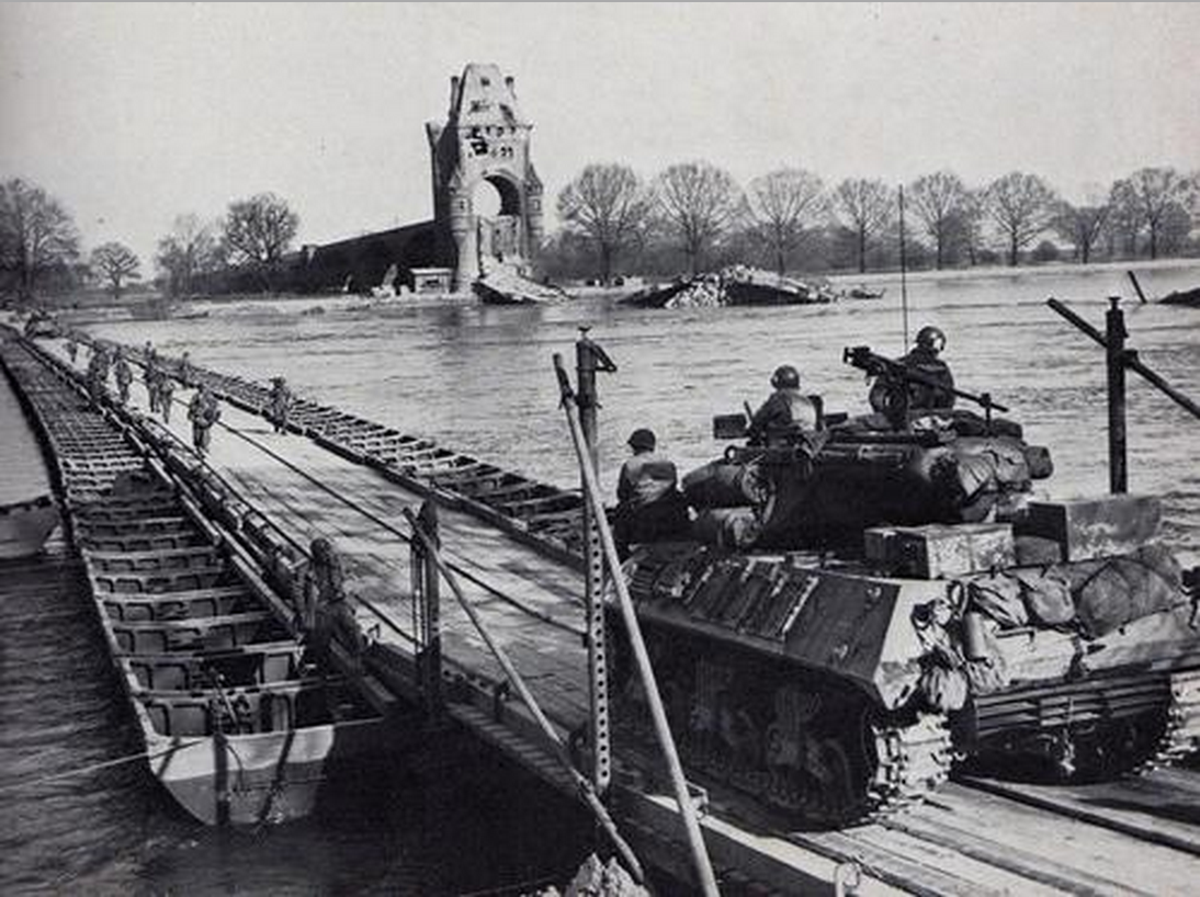 Image result for wwii building bridge