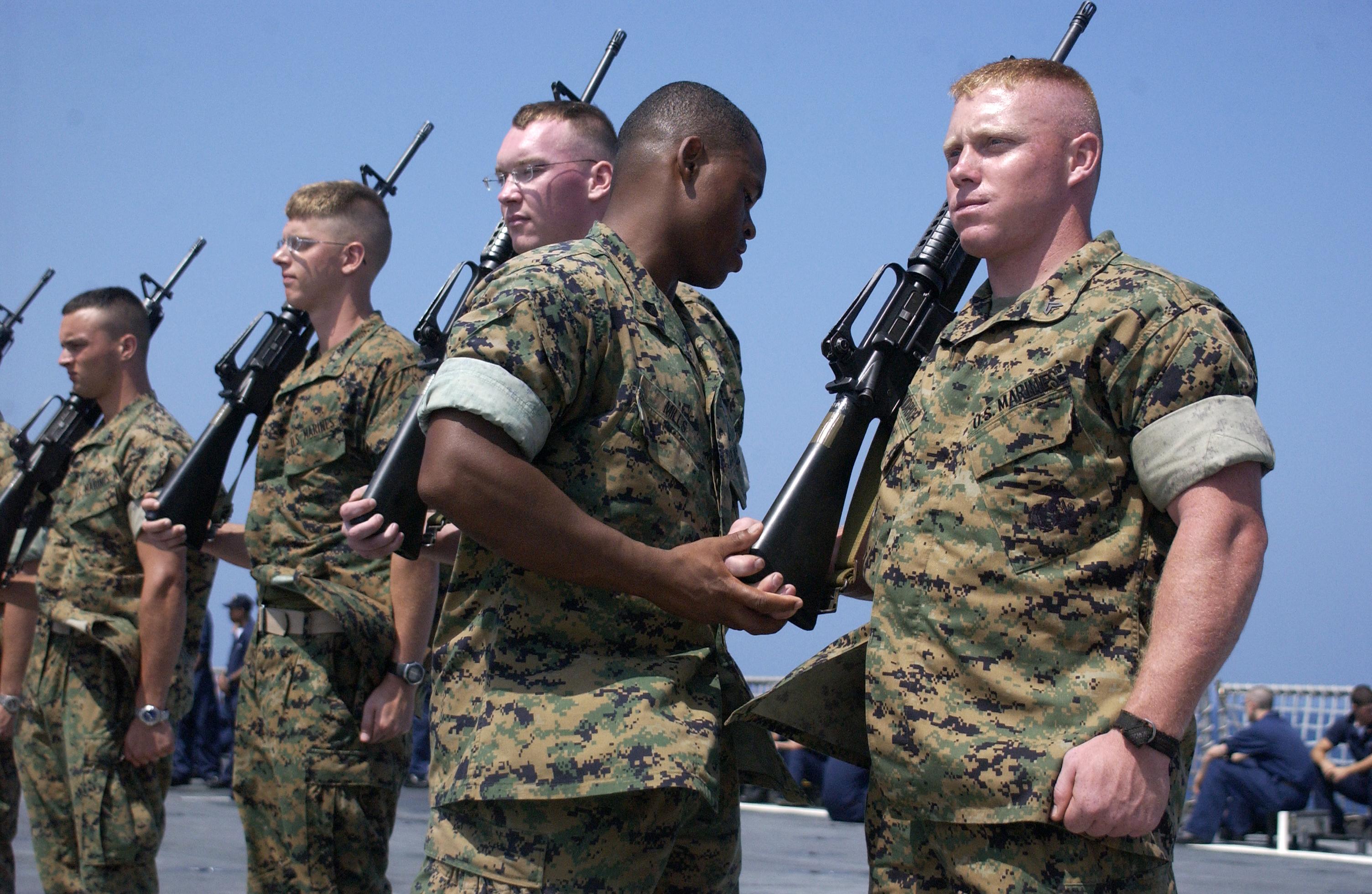 File:US Navy 040630-M-0374B-002 U.S. Marine Staff Sgt ...