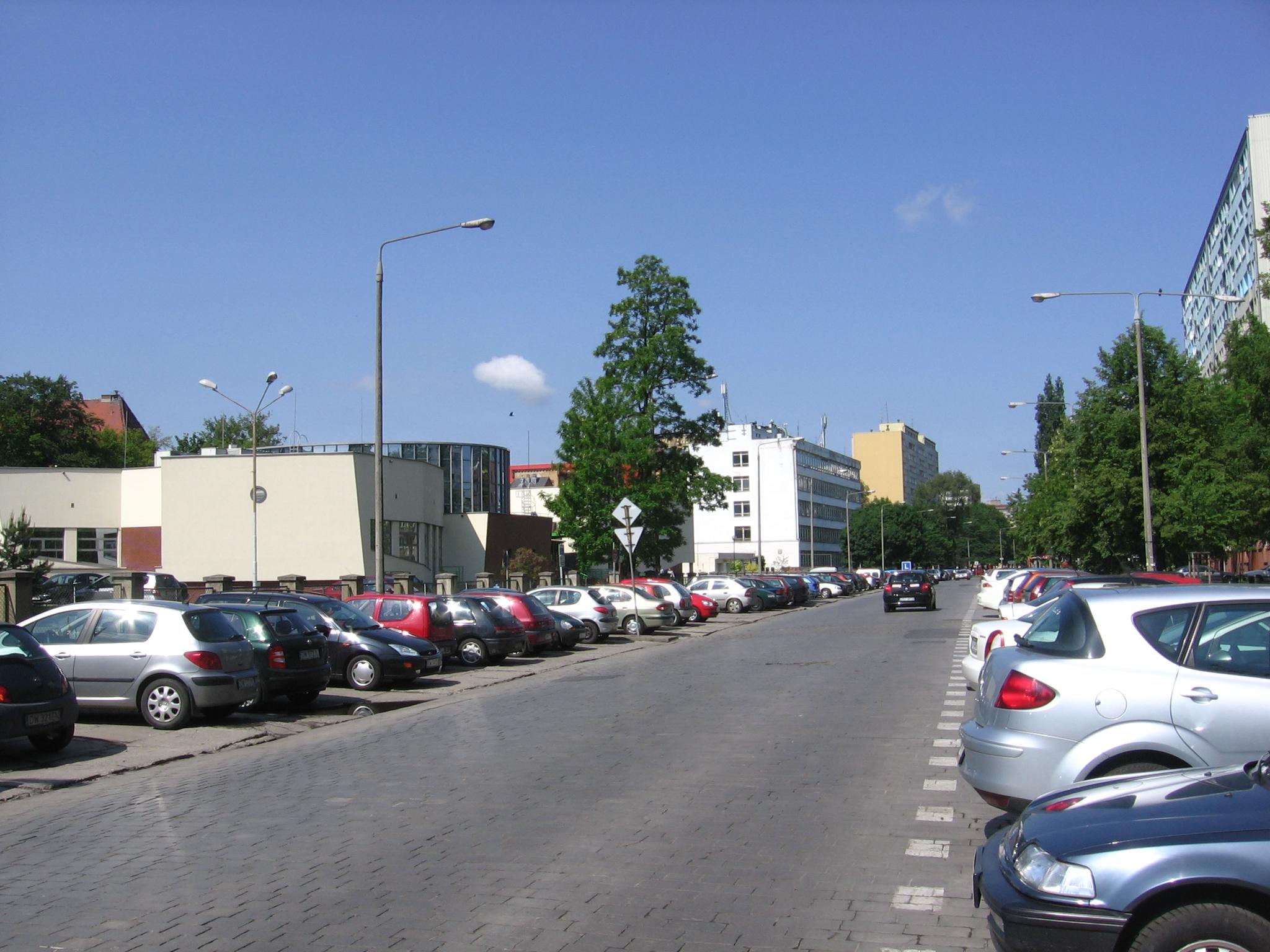 Ulica Wielka we Wrocławiu
