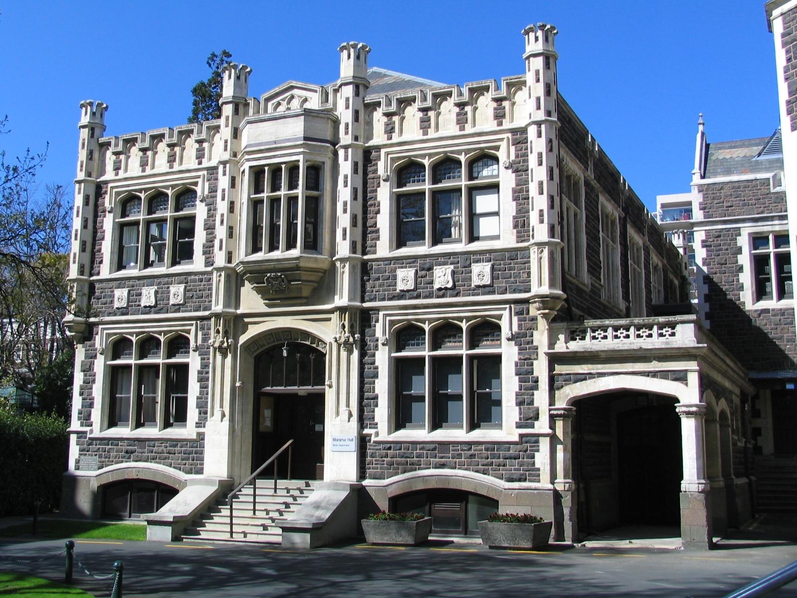 Study in University of Otago New Zealand