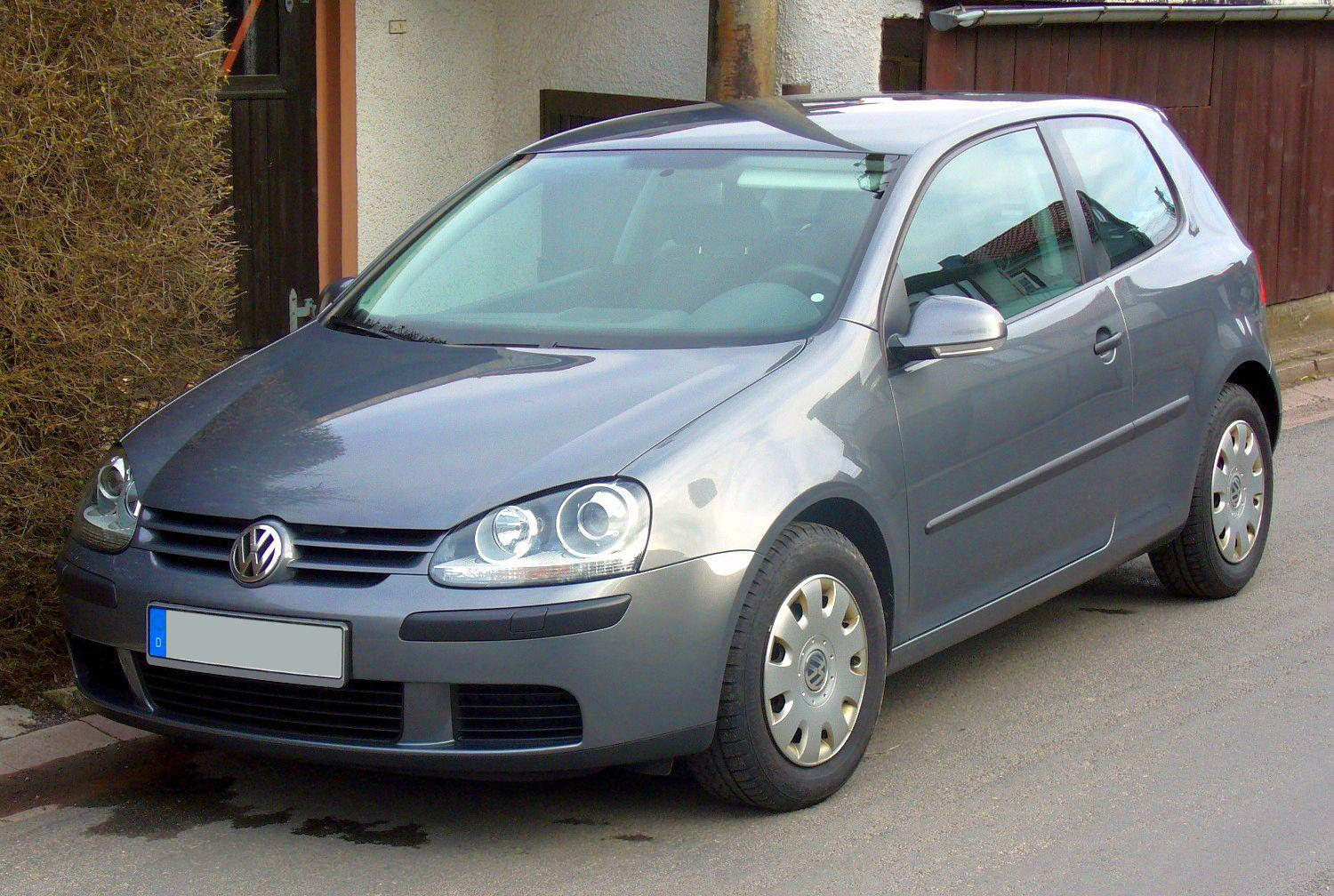volkswagen golf v wikipedia den frie encyklop di. Black Bedroom Furniture Sets. Home Design Ideas