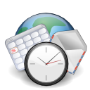 Icono de tiempo