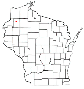 Brooklyn, Washburn County, Wisconsin Town in Wisconsin, United States