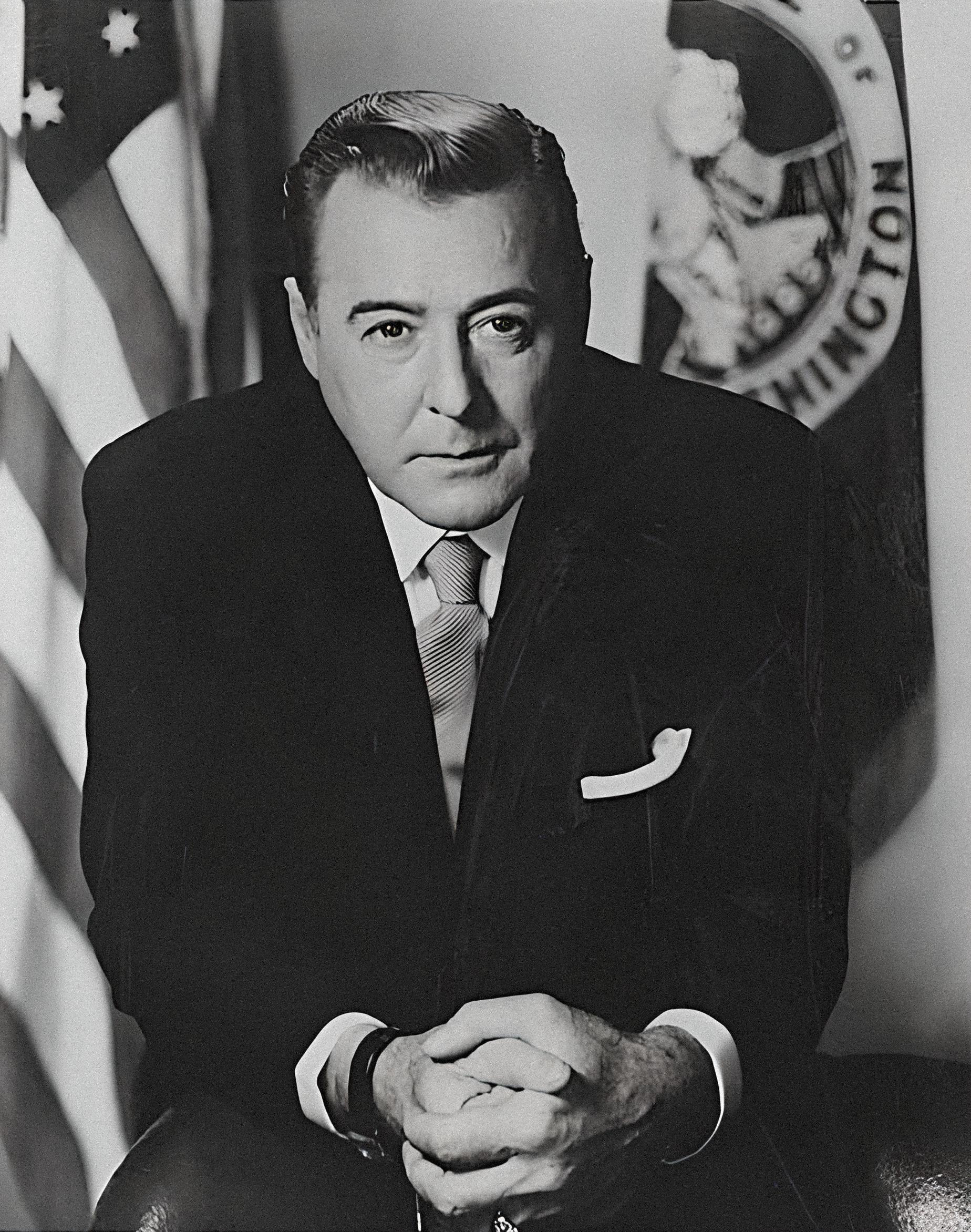 Photograph of Warren G. Magnuson