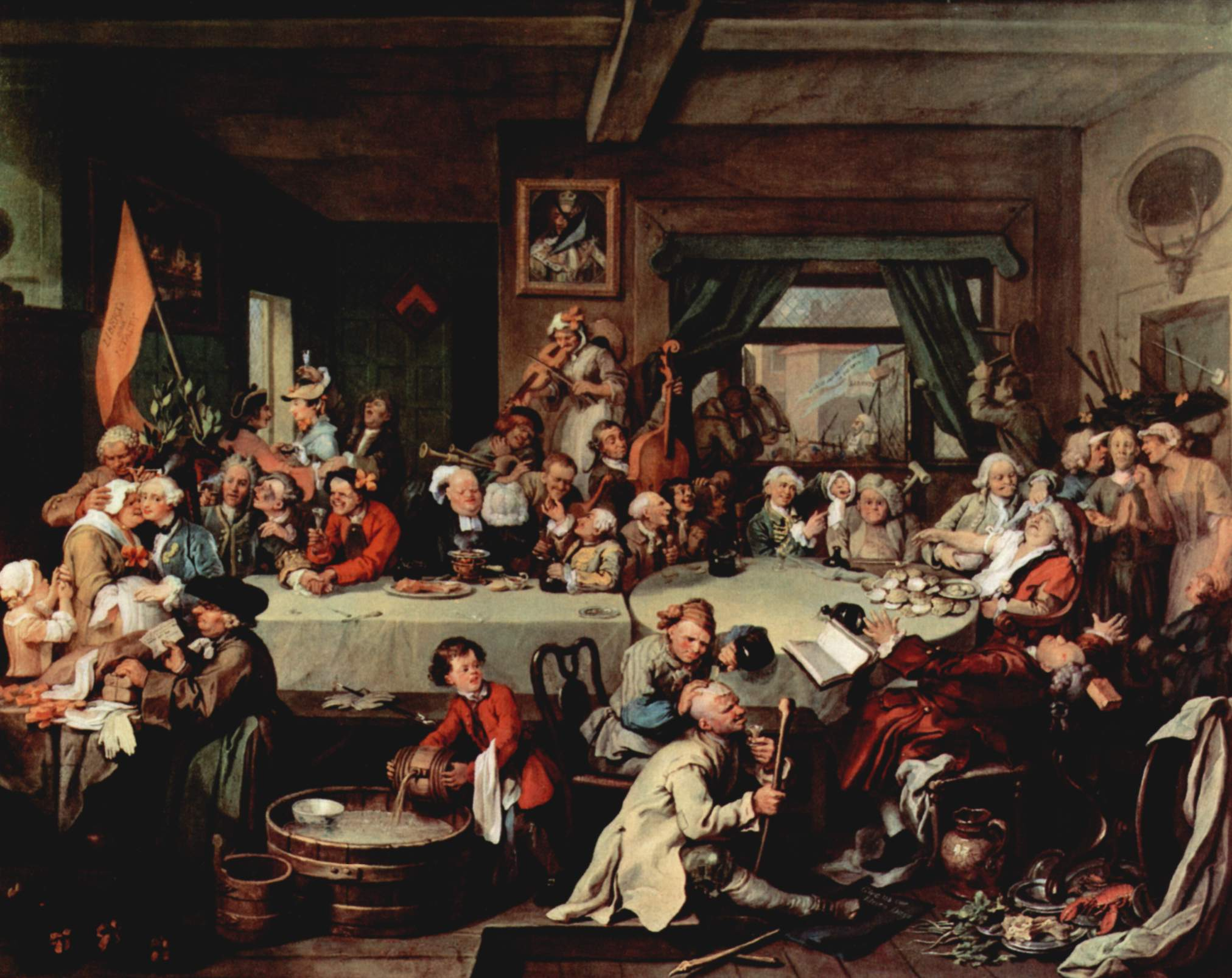 file william hogarth wikipedia