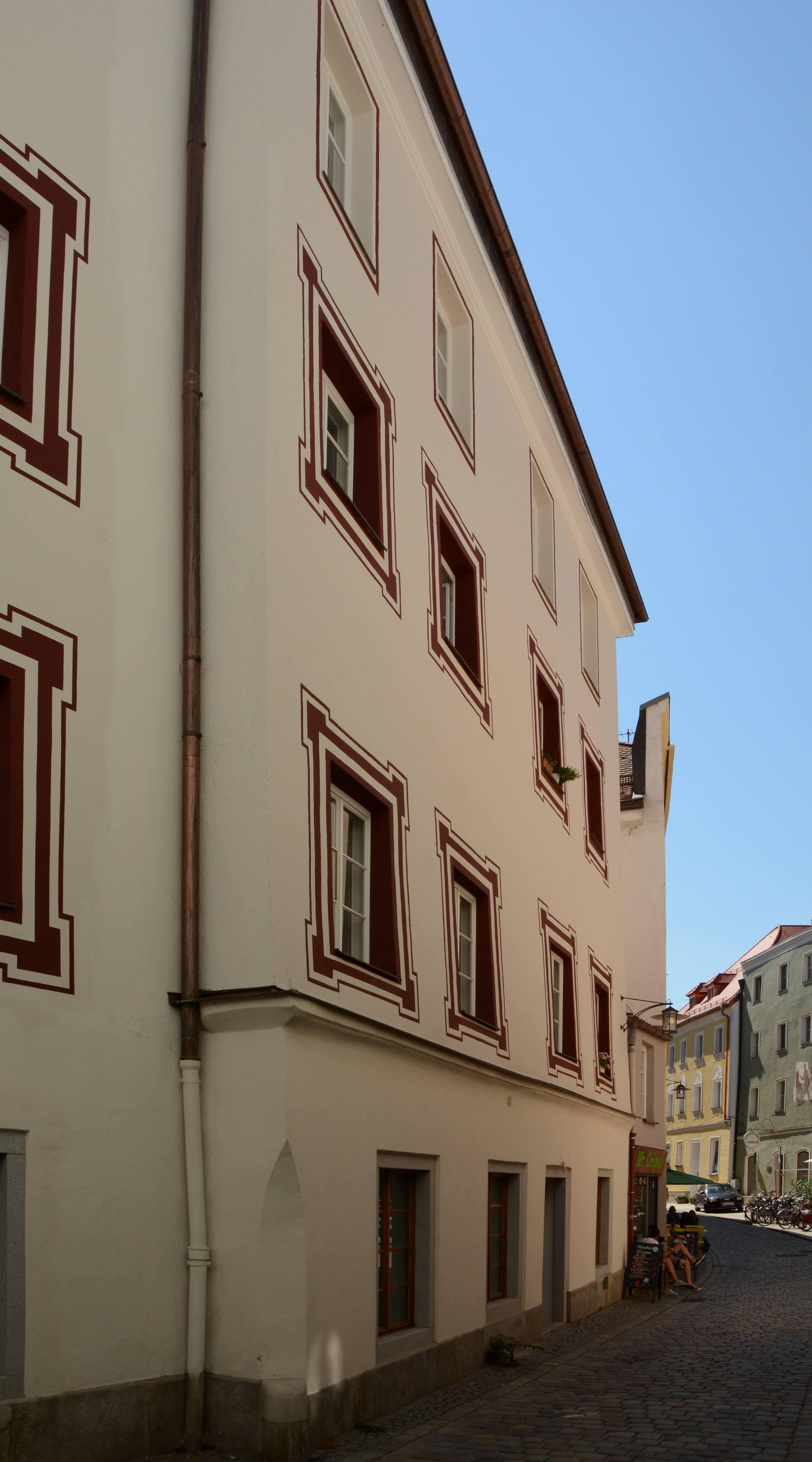Dateiwohnhaus Unterer Sand 3 Passau Cjpg Wikipedia