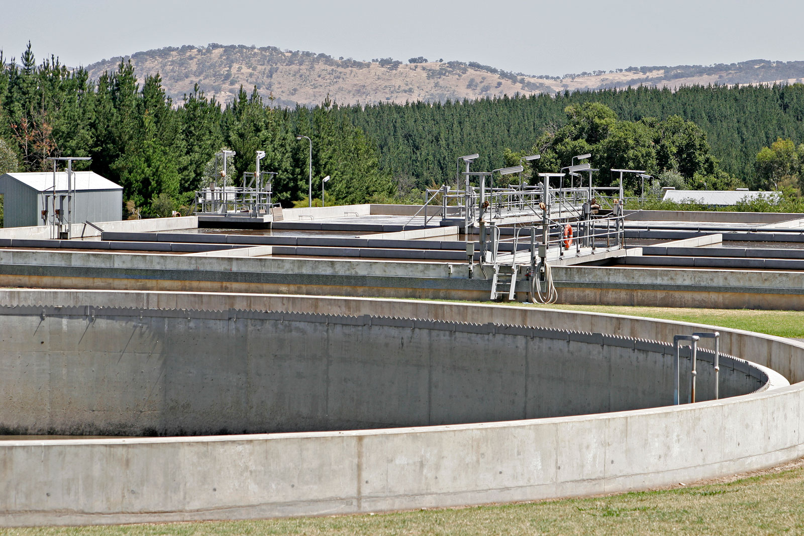 Tratamiento de aguas residuales wikiwand - Tratamiento de agua ...