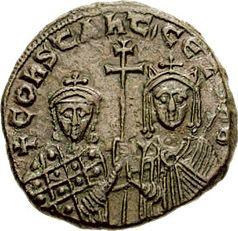 Zoe Karbonopsina Byzantine Emperors wife