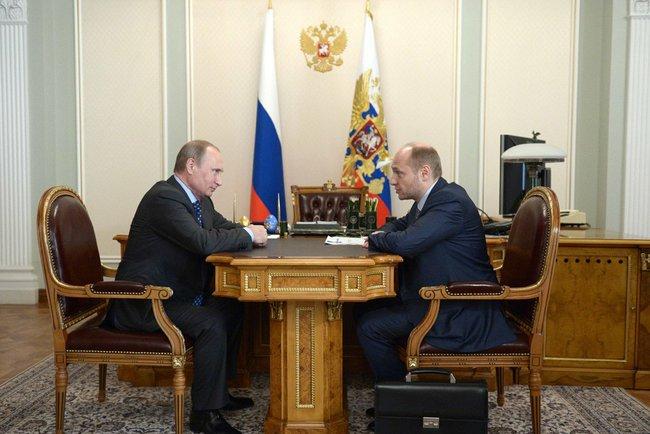 Рабочая встреча с Министром по развитию Дальнего Востока Александром Галушкой - 1
