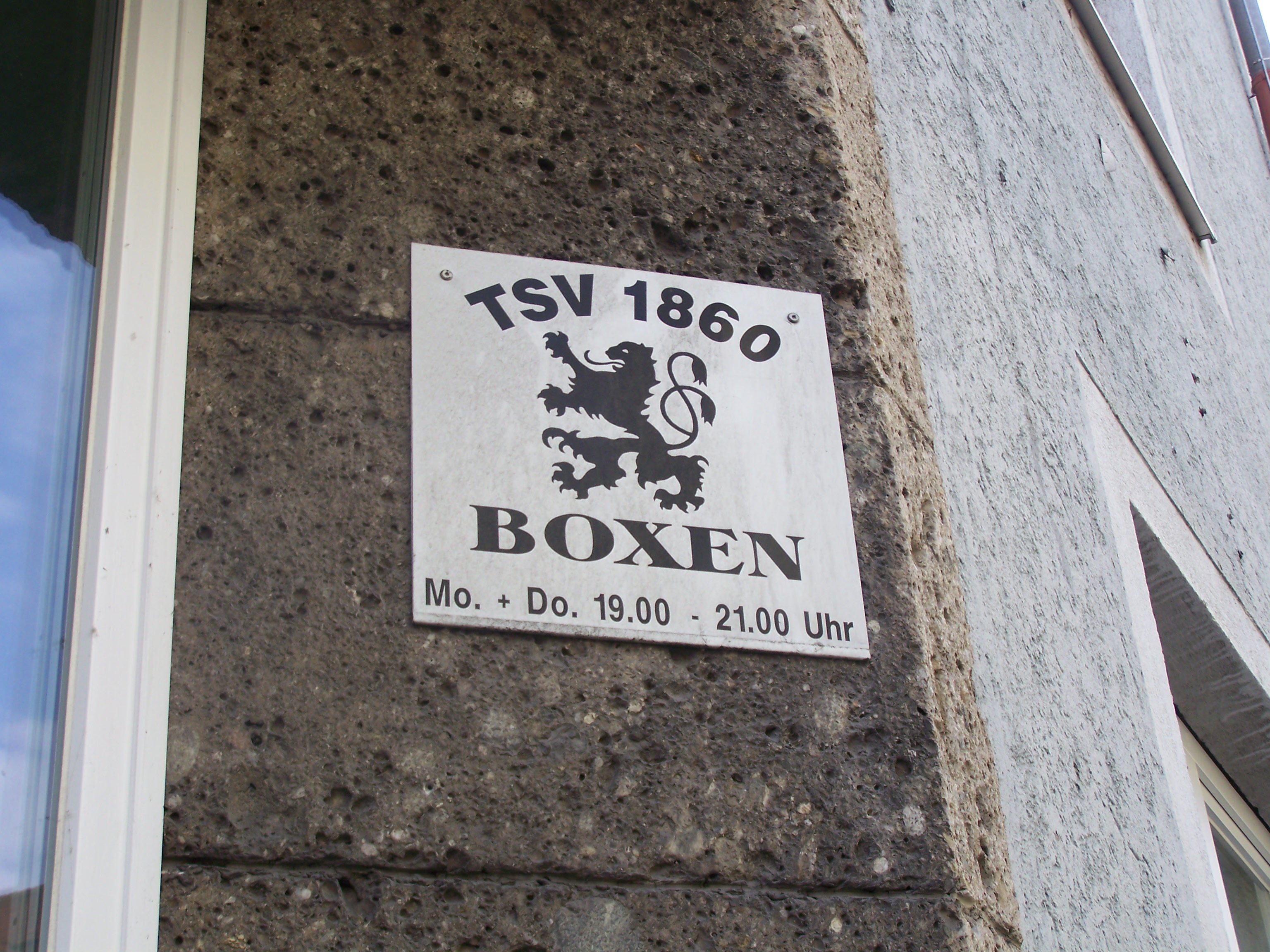 1860 MГјnchen Boxen