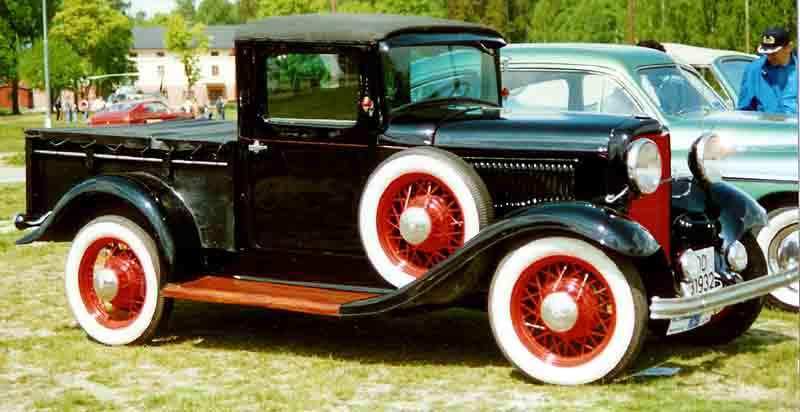 File1932 Ford Model 18 Pickupjpg  Wikimedia Commons