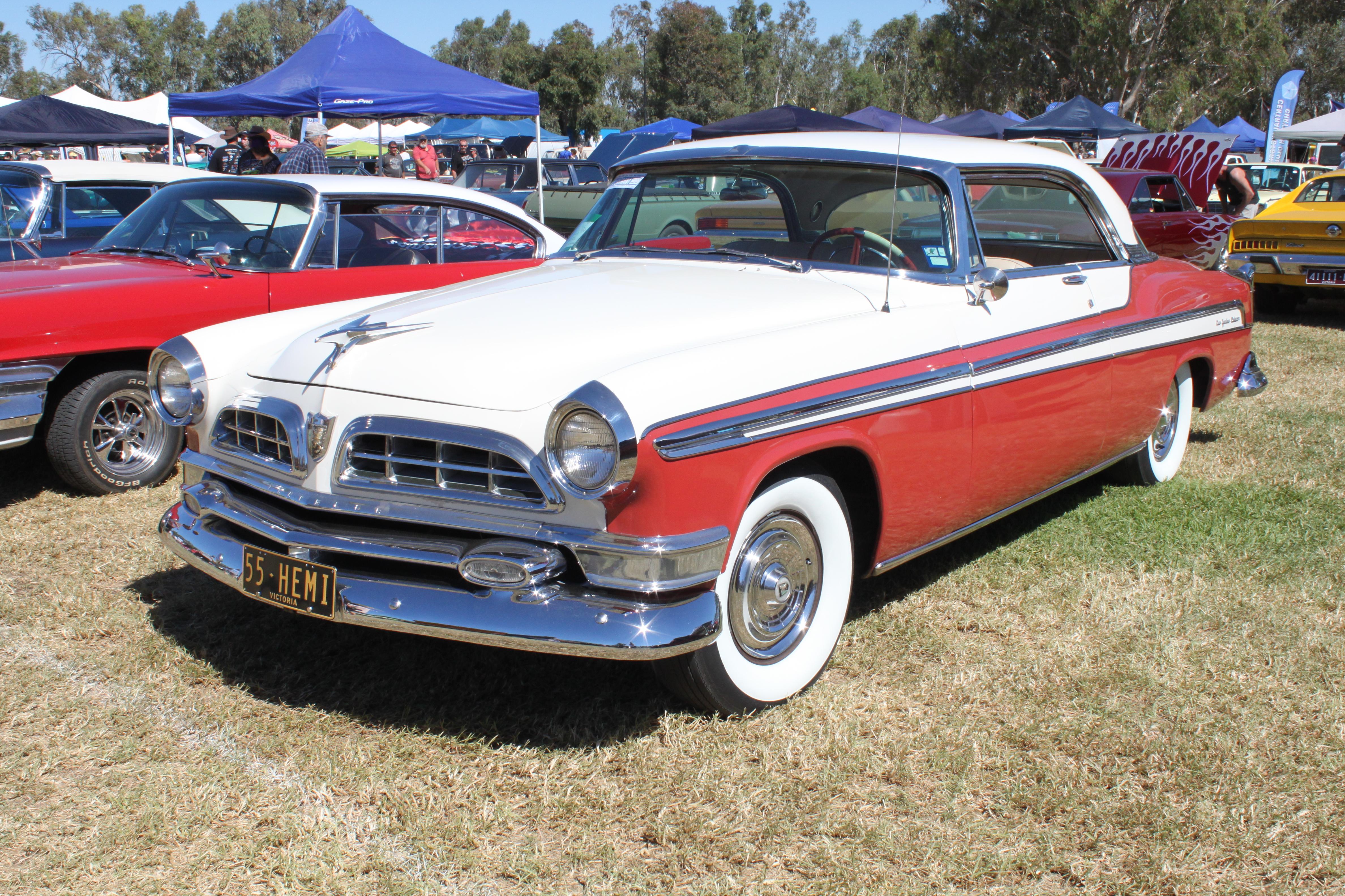 Chrysler New Yorker 1951 1955